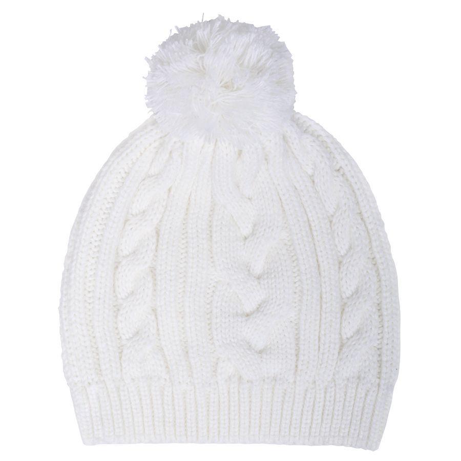 Белая шапка Irish
