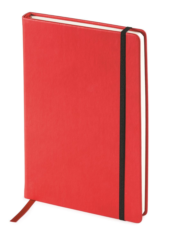 Красный ежедневник Megapolis