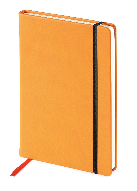 Оранжевый ежедневник Megapolis