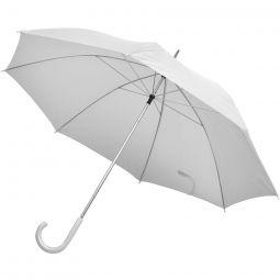 Зонт-трость белый