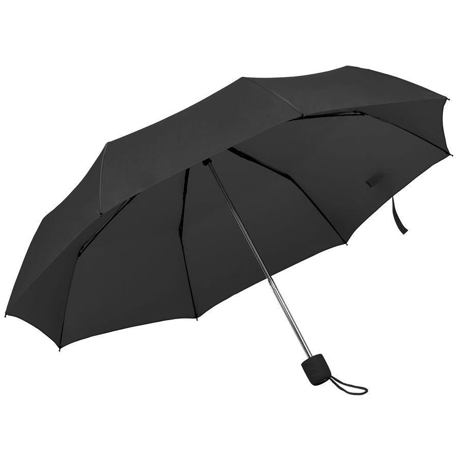 Складной зонт Foldi черный