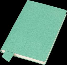 Бирюзовый бизнес-блокнот Provance А5